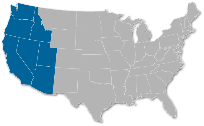 U.S. West Coast Region